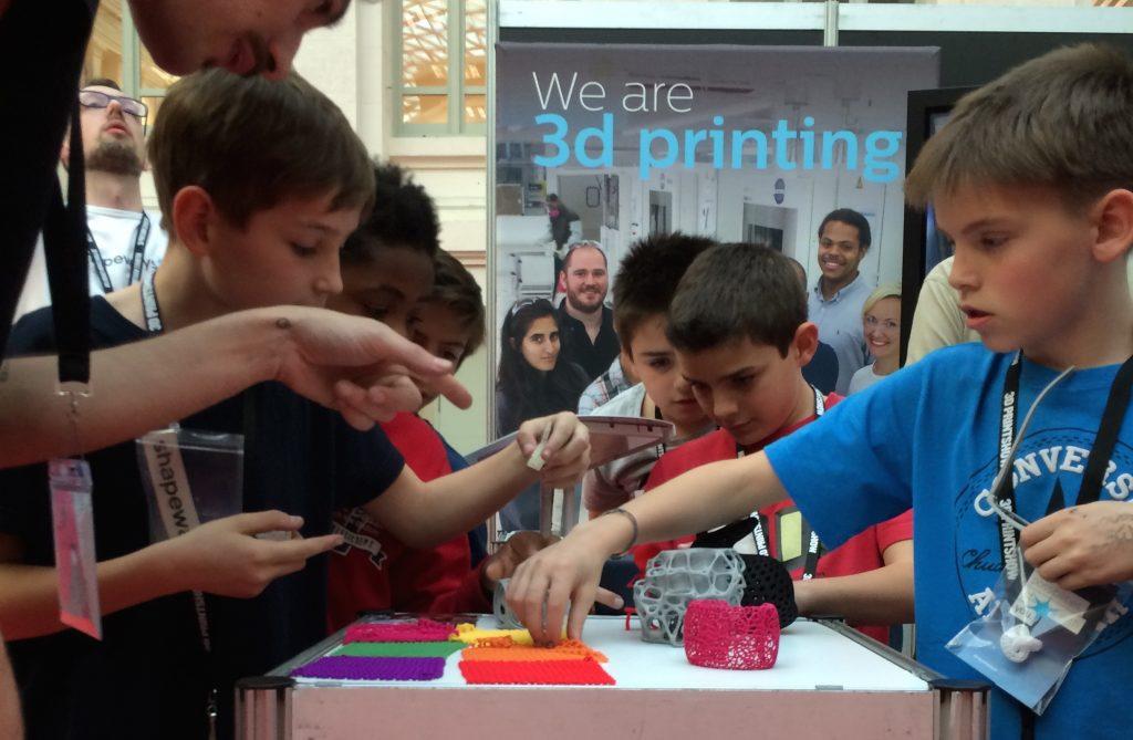 áp dụng công nghệ in 3d trong giáo dục