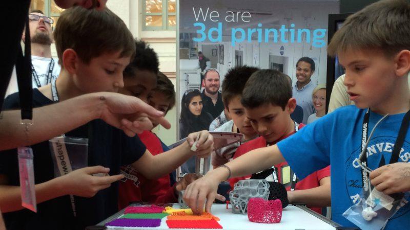 Ứng dụng của công nghệ in 3D trong ngành giáo dục