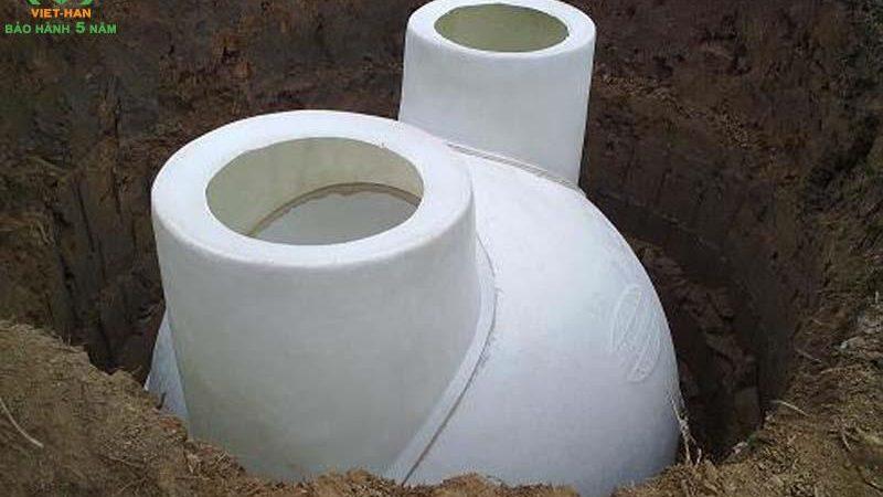 Những lợi ích vượt trội chỉ có ở bể biogas composite