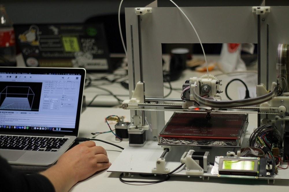 công nghệ in 3D điện tử