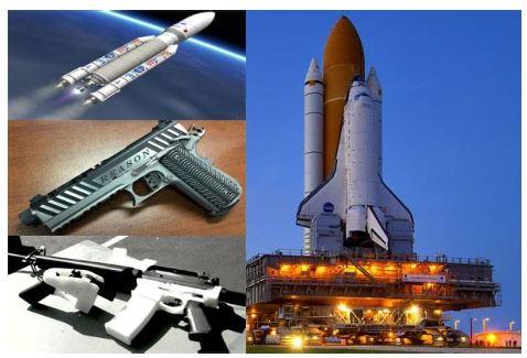 Ứng dụng in 3D trong công nghiệp sản xuất chế tạo