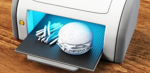 Ứng dụng của công nghệ in 3D trong ngành thực phẩm