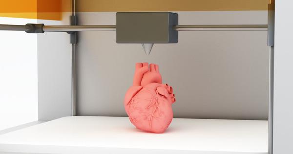 công nghệ in 3d trong y học
