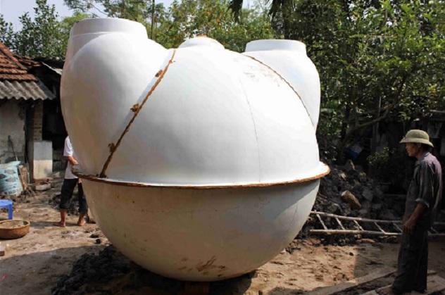 Tư vấn làm hầm biogas tốt