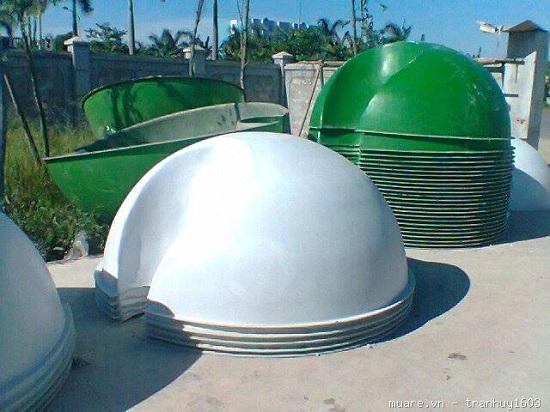 Xử lý chất thải chăn nuôi bằng hầm bể biogas composite có lợi ích gì?