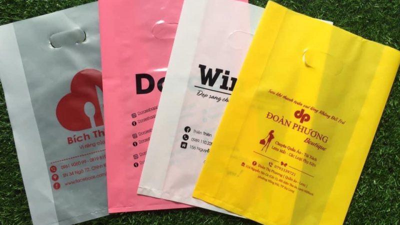 Tìm hiểu về in túi nilon bằng kỹ thuật in lụa