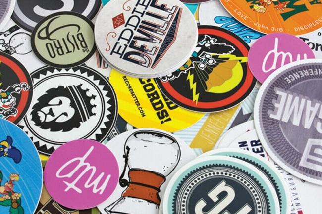 In sticker vì sao là ấn phẩm được in ấn phổ biến hiện nay?